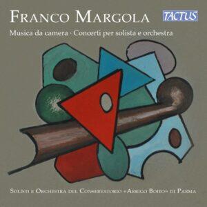 Franco Margola: Chamber Music,. Concertos For Soloist And Orchestra - Eiko Koizumi