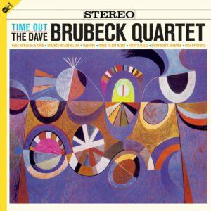 Time Out (Vinyl) - Dave Brubeck Quartet