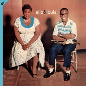 Ella & Louis (Vinyl) - Ella Fitzgerald & Louis Armstrong