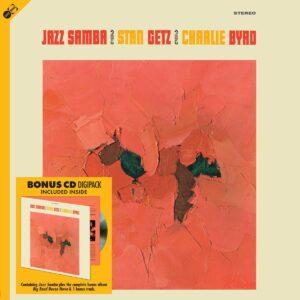 Jazz Samba (Vinyl) - Stan Getz & Charlie Byrd
