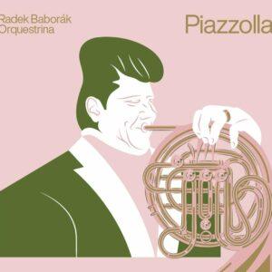 Piazzolla - Radek Baborak