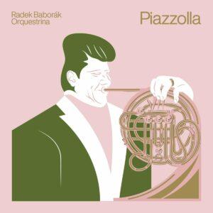 Piazzolla (Vinyl) - Radek Baborak