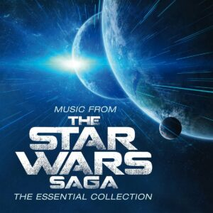 Music From The Star Wars Saga: The Essential Collection (OST) (Vinyl) - John Williams