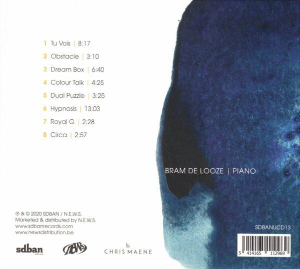 Colour Talk - Bram De Looze