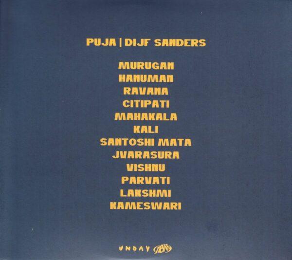 Puja (OST) - Dijf Sanders