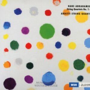 Hans Abrahamsen: String Quartet 1-4 - Arditti String Quartet