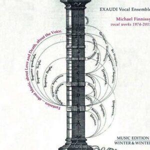 Michael Finnissy: Vocal Works 1974-2015 - Exaudi