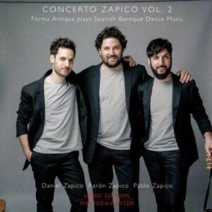Concerto Zapico Vol.2 - Forma Antiqva