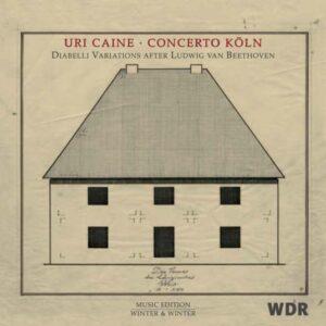Beethoven: Diabelli-Variationen op.120 für Klavier & Orchester - Uri Caine