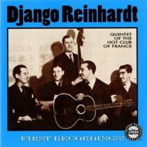 First Recordings - Django Reinhardt
