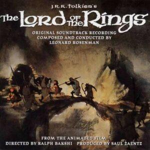 The Lord Of The Rings (OST) - Leonard Rosenman