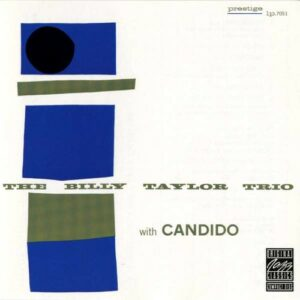 With Candido - Billy Taylor Trio