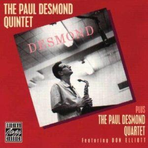 Quintet & Voices - Paul Desmond