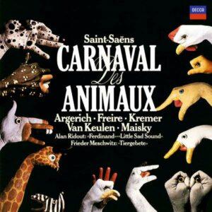 Saint-Saens: Carnaval Des Animaux - Kremer / Keulen