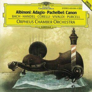 Albinoni / Bach / Handel / Corelli: Baroque Orchestral Works