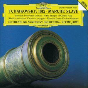 Tchaikovsky: Marche Slave - Järvi