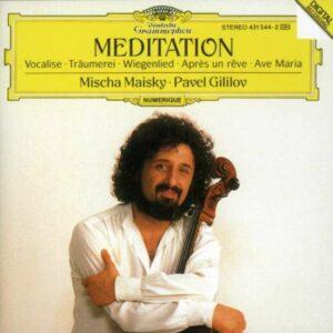 Gounod / Handel / Lully / Chopin: Meditation - Maisky