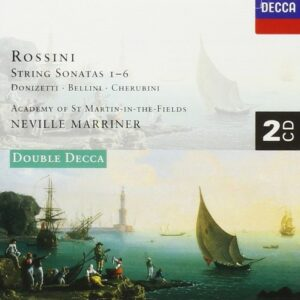 Rossini: Italian Orchestral Works - Marriner