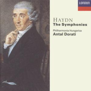 Haydn: Symphonies - Dorati