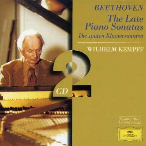 Ludwig Van Beethoven: The Late Piano Sonatas - Kempff