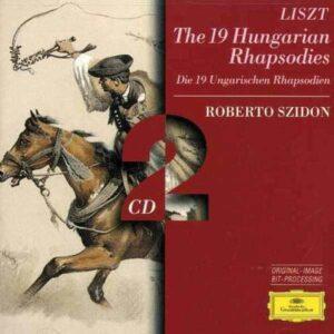 Liszt: Hungarian Rhapsodies (Complete) - Szidon