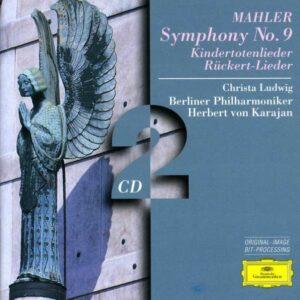 Mahler: Symphony No.9 / Kindertotenlieder / Ruckert Lieder - Ludwig
