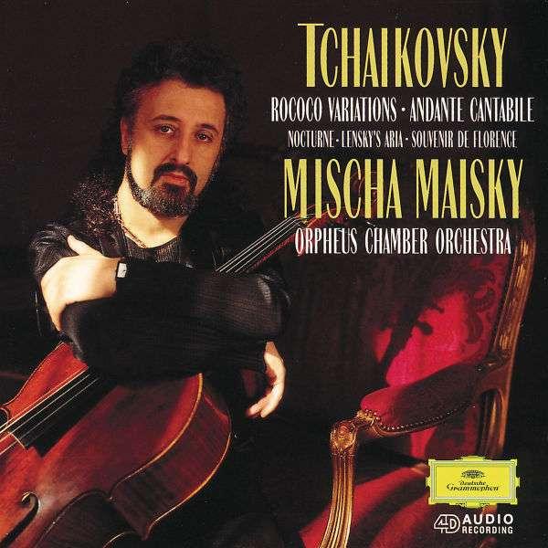 Tchaikovsky: Tchaikovsky: Rococo Variations / Souvenir de Florence - Maisky