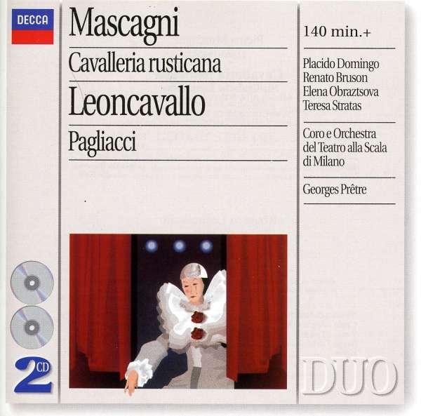 Mascagni / Leoncavallo: Cavalleria Rusticana / Pagliacci - Cavalleria Rusticana