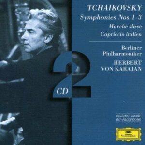 Tchaikovsky: Symphonies Nos.1 - 3