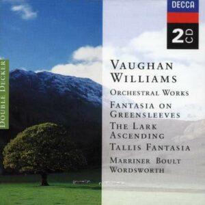 Williams: Orchestral Works - Nicklin / Brown / Sir Neville Marriner - Wordsworth