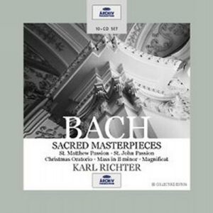 Bach: Sacred Masterpieces - Karl Richter
