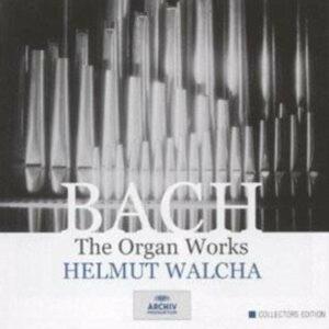 Bach: The Organ Works - Helmut Walcha