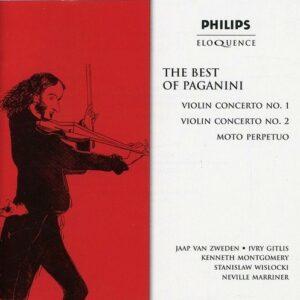Best Of Paganini - Jaap van Zweden