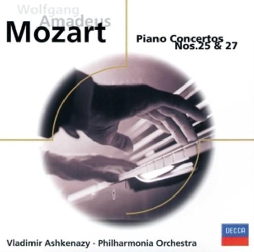 Mozart: Piano Concertos 25-27 - Ashkenazy, Vladimir