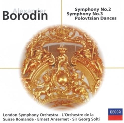 Borodin: Symphonies 2-3 / Polovtsian Dances - London Symphony Orchestra