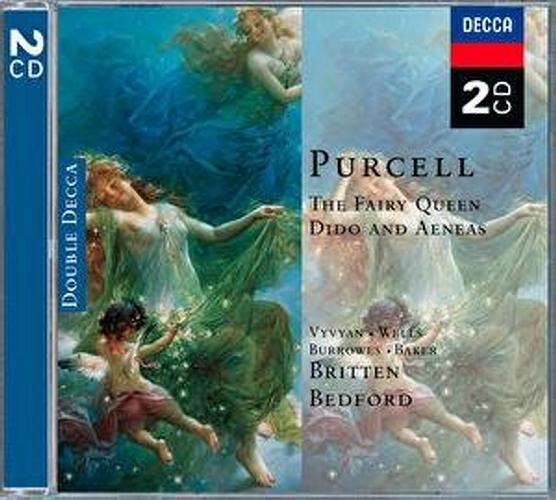 Purcell: Fairy Queen, The / Dido And Aeneas - Aldeburgh Festival Strings / Britten