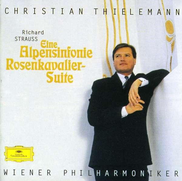 R. Strauss: Alpensinfonie etc - Wiener Philharmoniker / Thielemann