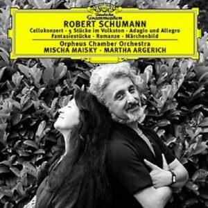 Schumann: Cello Concertos / Chamber Music - Maisky