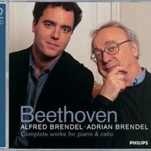 Beethoven: Complete Works For Cello - Brendel