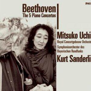 Uchida Plays Beethoven - Uchida