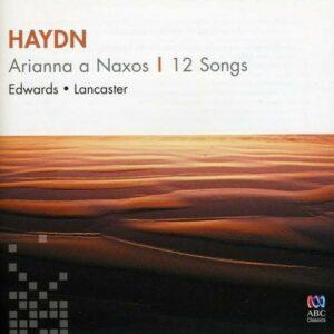 Haydn: Arianna A Naxos & 12 Songs - Edwards