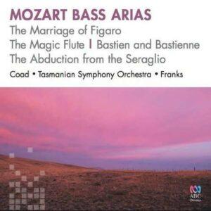 Mozart: Bass Arias - Coad