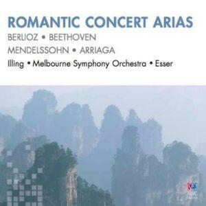 Beethoven / Bartholdy / Berlioz / Balzola: Romantic Concert Arias - Illing, Rosamund
