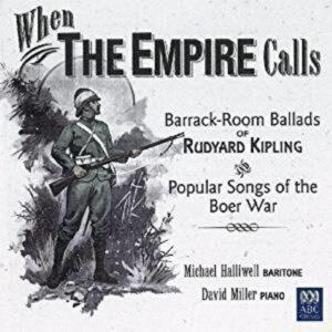 Kipling: When The Empire Calls - Halliwell