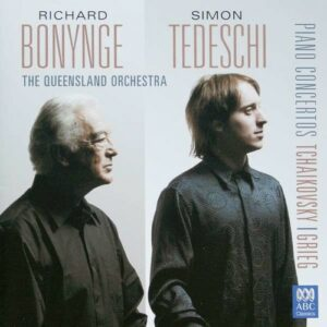 Grieg / Tchaikovsky: Piano Concertos - Tedeschi