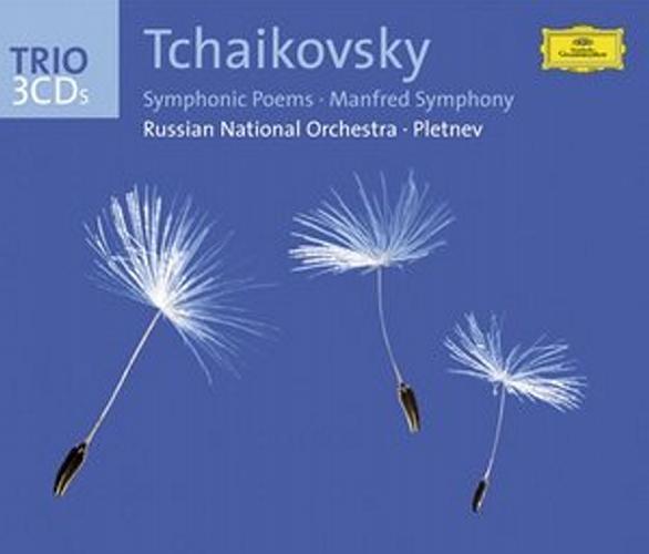 Tchaikovsky: Symphonic Poems - Russian National Orchestra / Pletnev