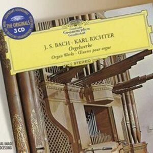 Bach: Organ Works - Richter