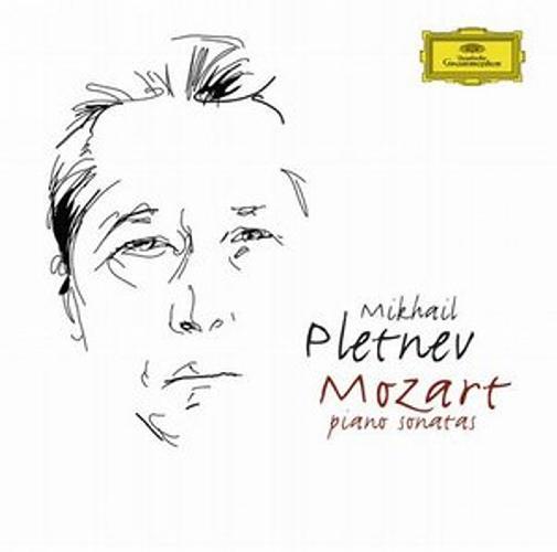 Mozart: Piano Sonatas - Pletnev