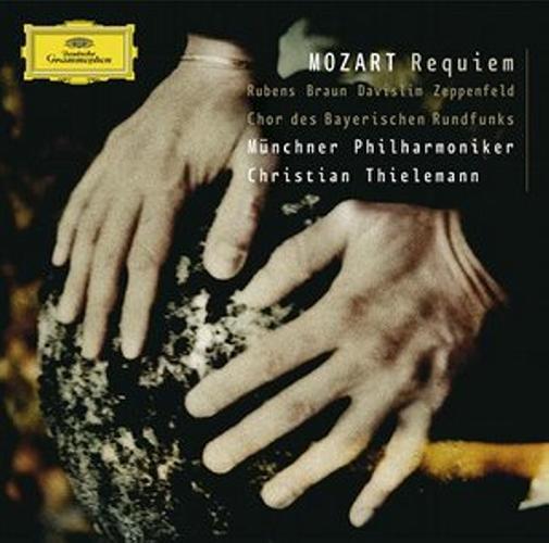 Mozart: Requiem - Munchner Philharmoniker / Thielemann