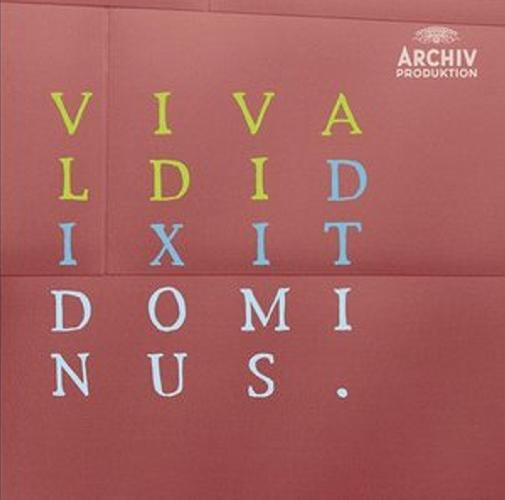 Vivaldi / Galuppi: Dixit Dominus / Laetatus Sum / Nisi Dominus - Roberta Invernizzi